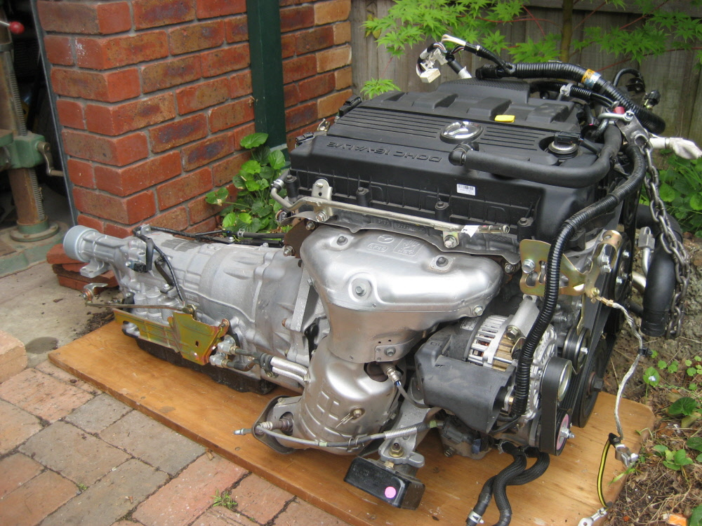 MX5 engine