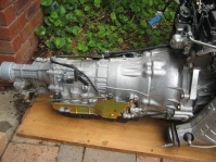 MX5 automatic transmission